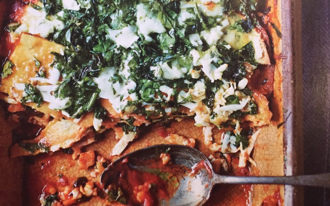 Ursula Ferringo's Frittata Lasagne