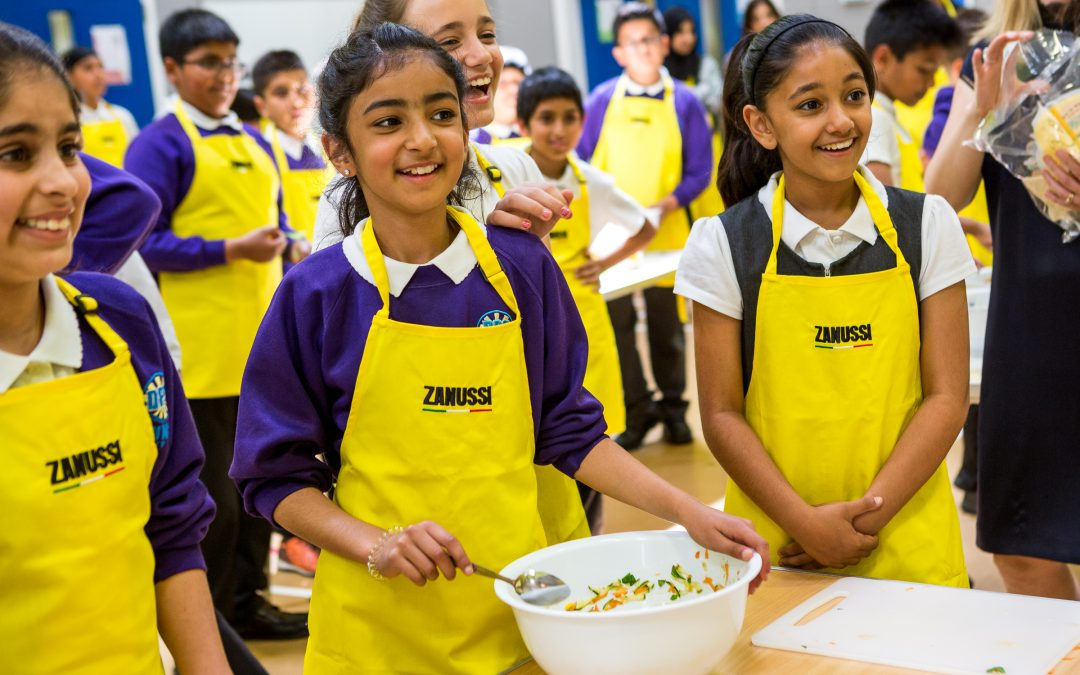 Long-term plans for the future with Zanussi