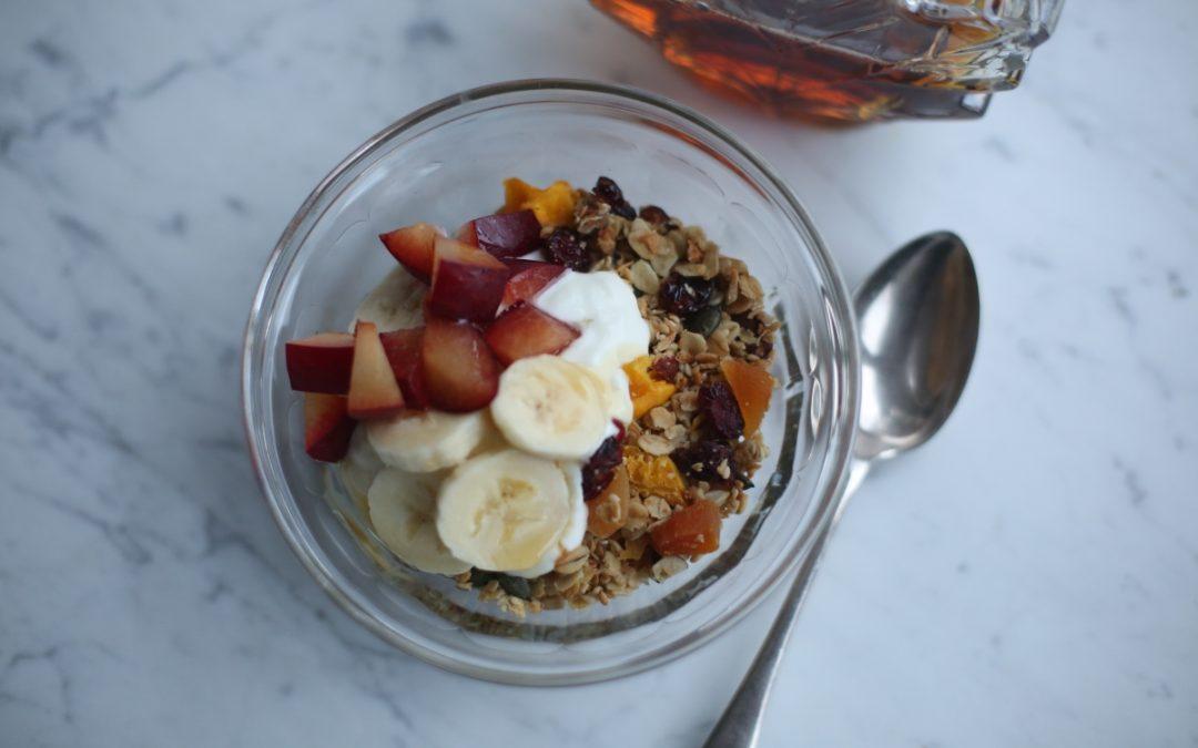 Valentine maple granola recipe box – ON IN LONDON